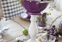Table Decor / Inspiration for the table
