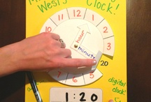 Educational: Time / Activities to teach time