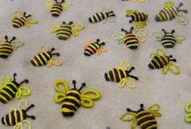 Sue spargo buillion bees