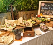 catering ideas / by Kim from Kimzkitchen
