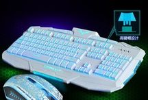 Waterproof Gaming Mouse and Keyboard
