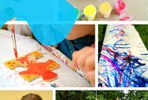 Activities for kids - Arts & Crafts