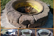 Outdoor projects / Yard  / by Mary Watson