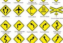 Placa de trânsito