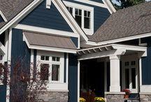 House Colors Exterior