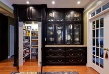Kitchen organizing & pantry / by Lori N Dennis