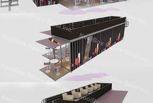 Restaurant a pod.