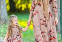Mom + Daughter Style