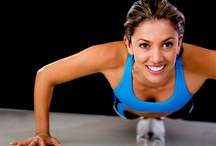 Healthy Living and Exercises / by Mary Ann Powell