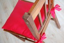 Poduszka Krzesło