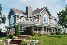 Affordable House Plans / There's nothing shabby about affordable house plans, which can range from a one-story ranch to a two-story country home (1,300 to 2,300 square feet). These house plans can be just as stylish, appealing and luxurious as those in a posh neighborhood.  http://www.theplancollection.com/house-plan-related-articles/what-to-look-for-in-an-affordable-house-plan-simplicity-efficiency-and-practicality-with-style