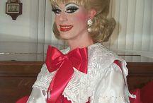 Christina Nicole / the most beautiful transvestite...o)