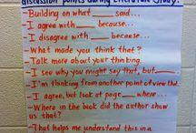 Grade 8 Language / by Debbie McIntyre