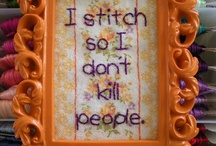 Stitching / quilting quotes