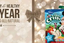Healthy New You  / Start the new year off right towards a happy healthy new you