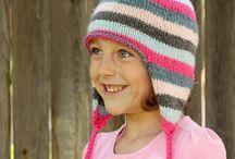 kniting,crochet- hats,gloves / hat children, adults