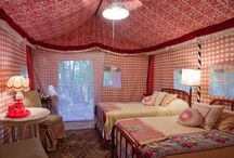 Glamping- The girly way to camp! / by Kelly Durkee