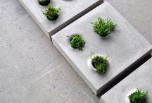 DIY - Concrete cement beton plaster