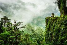 Travel-South America