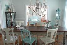 Dining Room / by Amanda Vera
