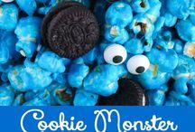 cookiemonster party