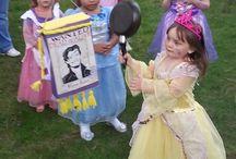 Jayden's Princess BIrthday Party / by Sarah Pogue