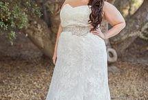w plus size wedding dress