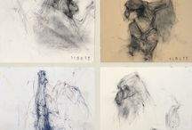 Sketchbook, Lines Inspiration