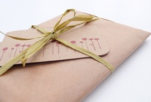 LPC: the packaging / tied up with a bow / by Sarah Riley