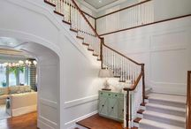 Foyer & Entryway Inspirations / Let your home's entryway set the stage for the rest of your house balducciremodeling.com   balducciinc.com