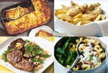 500 calorie family meals. / Great healthy eating options for the family.