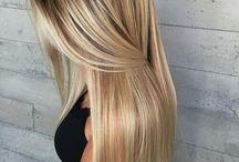 Hair looks