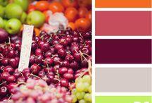 it's about colour