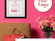 Mothers Day Wall Art / Stop by our webshop and pick up a great present for mum! A great birthday present, mothers day gift or even just because! We have a wide range of artwork and frame sizes so you can find that perfect gift!