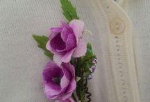 kozadan yaka çiçeği