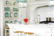Kitchen / by Jessica Lewis