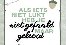 Double Dutch Quotes / Dutch only, all types of sayings