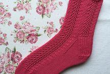 Socks / Knitting socks