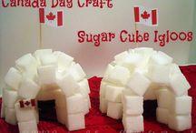 Canada Day Activity