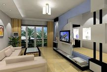 Minimalist living rooms / Examples of minimalist interior design showcased in beautiful living rooms