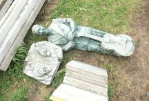 Entrevista Radial sobre el monumento a Carlos Gardel
