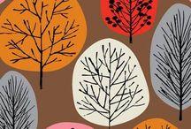 podzim / podzimního tvoření, výzdoby