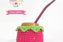 crochet staff