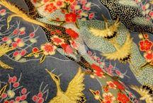 tissus japonais