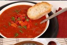 холодные супы окрошка