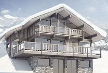 Properties In Saint Gervais / Beautiful Ski Station in France. Saint Gervais is one of the most well known location in the alps and a typical and authentic ski village in France.