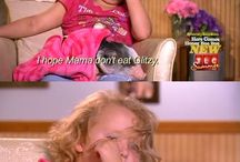 honey boo boo / by Kylie Brown