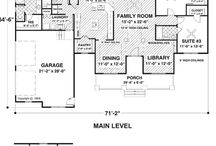 House ideas Plans