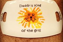 Father's Day / Father's Day related crafts, recipes, gift ideas and more!