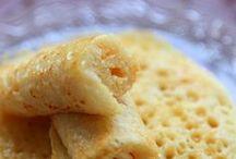 Beignets et biscuits